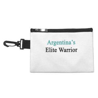 Argentina's Elite Warrior Accessory Bag