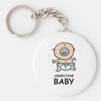 Argentine Baby Key Chain