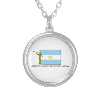 ARGENTINE BUENOS AIRES SOUTH MISSION LDS NECKLACES