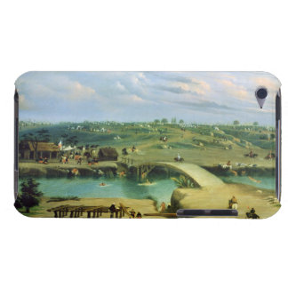 Argentine Camp on the other side of the San Lorenz Barely There iPod Case