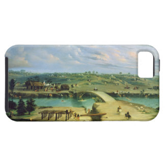 Argentine Camp on the other side of the San Lorenz iPhone SE/5/5s Case