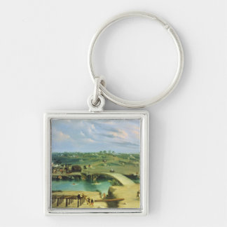 Argentine Camp on the other side of the San Lorenz Keychain