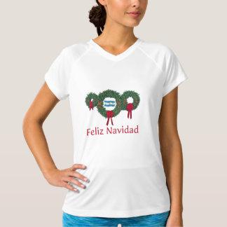 Argentine Christmas 2 T-shirt