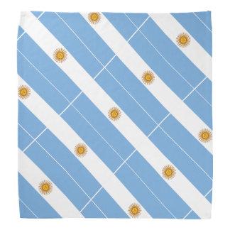 Argentine flag bandana | Colors of Argentina
