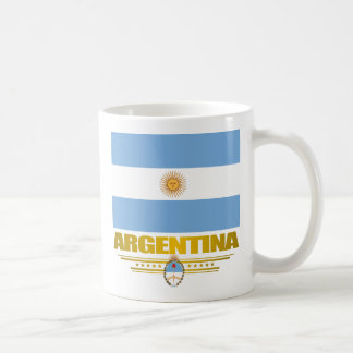 """Argentine Pride"" Coffee Mug"