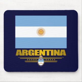 """Argentine Pride"" Mouse Pad"