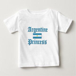 Argentine Princess Baby T-Shirt