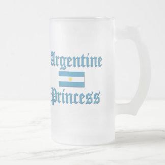 Argentine Princess Mugs
