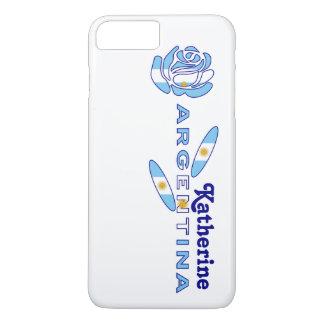 Argentine Rose iPhone 8 Plus/7 Plus Case