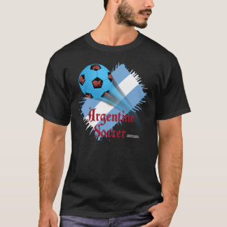 Argentine Soccer Bonanza Men's Colored T-Shirt