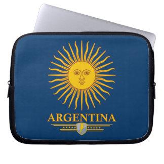 Argentine Sun Laptop Sleeves