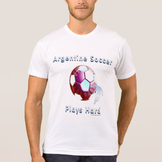 Argentine Sunball Men's Poly-Cotton T-Shirt