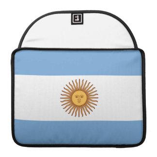 Argentinean Flag MacBook Pro Sleeves