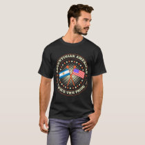 Argentinian American Country Twice The Pride Shirt