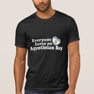 Argentinian Boy T-Shirt