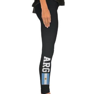Argentinian flag sports leggings | Argentina ARG