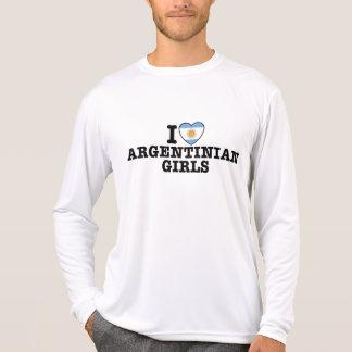 Argentinian Girls T-Shirt