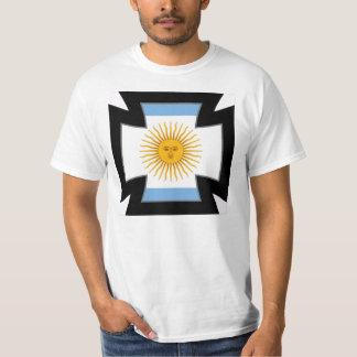 Argentinian Iron Cross Tee Shirt