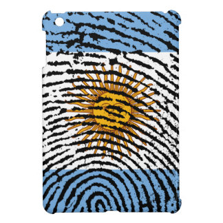 Argentinian touch fingerprint flag cover for the iPad mini