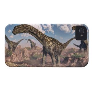 Argentinosaurus dinosaurs iPhone 4 case