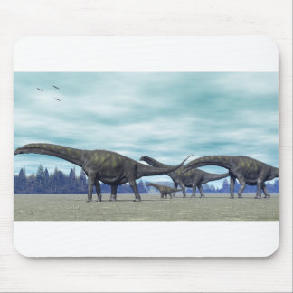 Argentinosaurus Mouse Pad