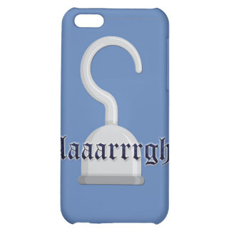 Argh! Captain Hook Pirate iPhone Case iPhone 5C Covers