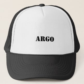 Argo Trucker Hat