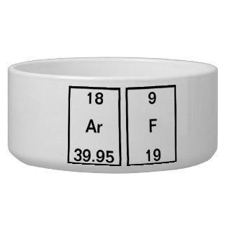 Argon Fluorine (ArF) Bowl