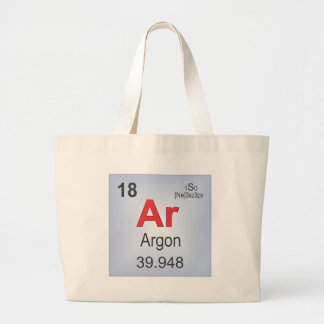 Argon Individual Element of the Periodic Table Bag
