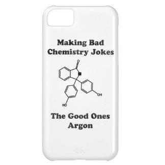 Argon Joke Case For iPhone 5C