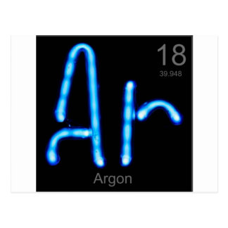 argon postcard