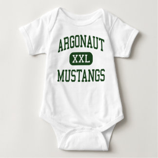 Argonaut - Mustangs - High - Jackson California T-shirts