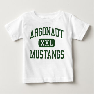 Argonaut - Mustangs - High - Jackson California Tee Shirt