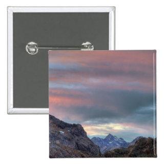 Argonaut Peak, sunset Pin
