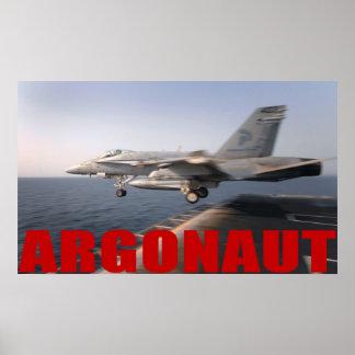 Argonauta VFA-147 Impresiones