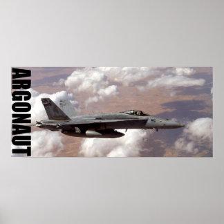 Argonauta VFA-147 Posters
