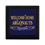 Argonautas caseros agradables cajas de recuerdo