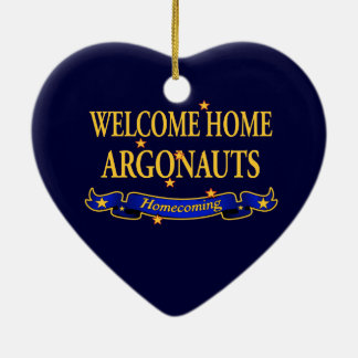 Argonautas caseros agradables ornamentos para reyes magos