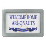 Argonautas caseros agradables hebilla de cinturón