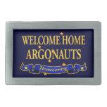 Argonautas caseros agradables hebillas de cinturon