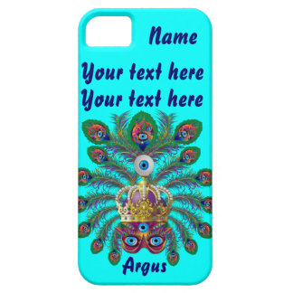 Argos Mardi Gras The Eyes Important view notes iPhone SE/5/5s Case