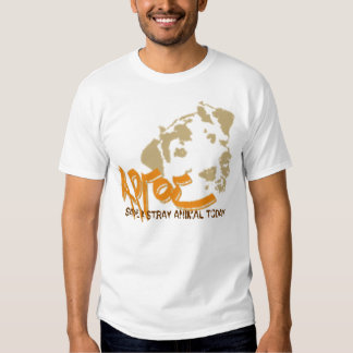 Argos, SAVE A STRAY ANIMAL TODAY T-Shirt