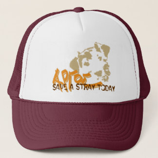 Argos, SAVE A STRAY TODAY Trucker Hat