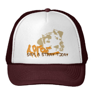 Argos, SAVE A STRAY TODAY Trucker Hat