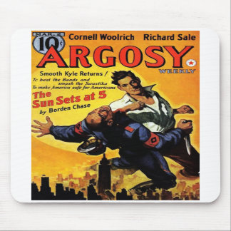 """Argosy"" March, 1940 Mousepad"