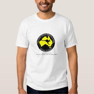 Argot australiano: El mejor gluten libera en el Camisas