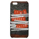 Argot del hockey