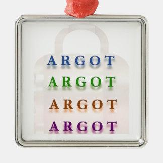ARGOT:  Palabras francesas de la travesura Ornamentos De Reyes Magos