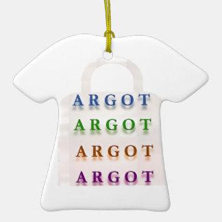 ARGOT:  Palabras francesas de la travesura Adorno