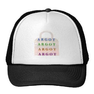 ARGOT:  Palabras francesas de la travesura Gorras